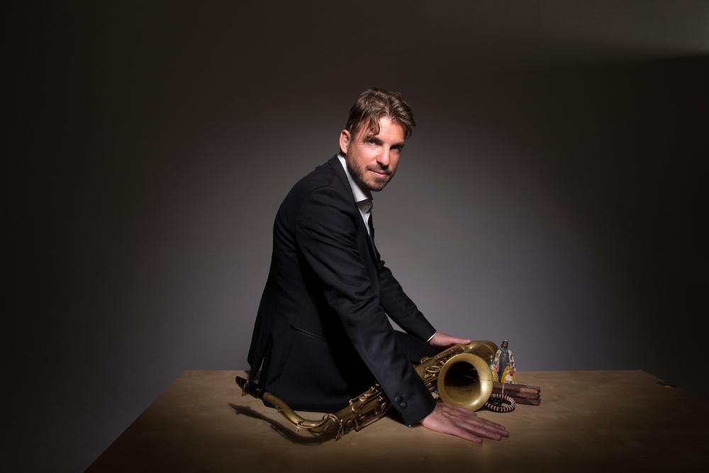 3 questions à… Samy Thiébault (jazz)